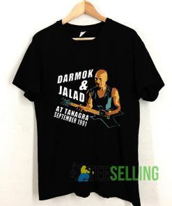 Darmok And Jalad At Tanagra September T shirt Adult Unisex Size S-3XL