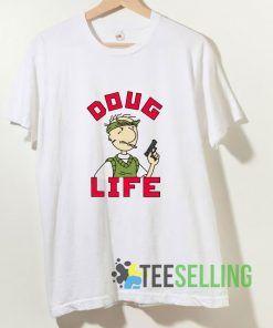 Doug Life T shirt Adult Unisex Size S-3XL