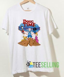 Doug Time Youth Triblend T shirt Adult Unisex Size S-3XL