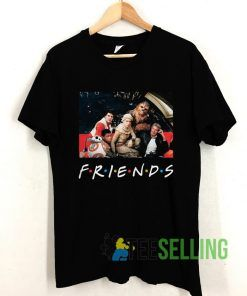 Friends TV show Star Wars T shirt Adult Unisex Size S-3XL