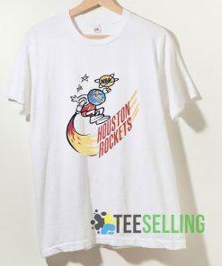 Houston Rockets Astroworld T shirt Adult Unisex Size S-3XL