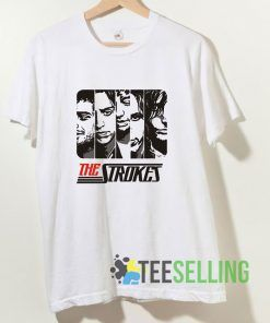 The Strokes Graphic T shirt Adult Unisex Size S-3XL