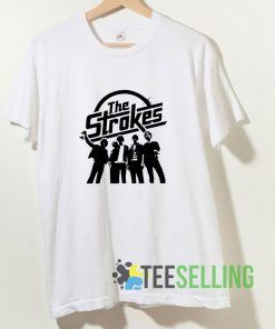 The Strokes Toddler T shirt Adult Unisex Size S-3XL