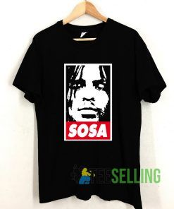 Top Sosa Chief Keef T shirt Adult Unisex Size S-3XL