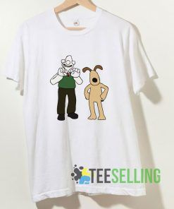 Wallace And Gromit Graphic T shirt Adult Unisex Size S-3XL
