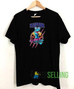 Raptor Blue Clever Girl Jurassic Park Tshirt
